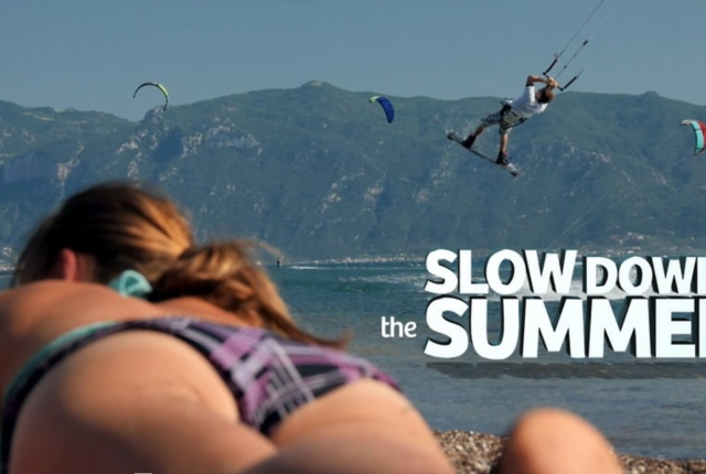 Slow Down the Summer
